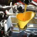 Как правильно менять масло в двигателе Правильная замена масла