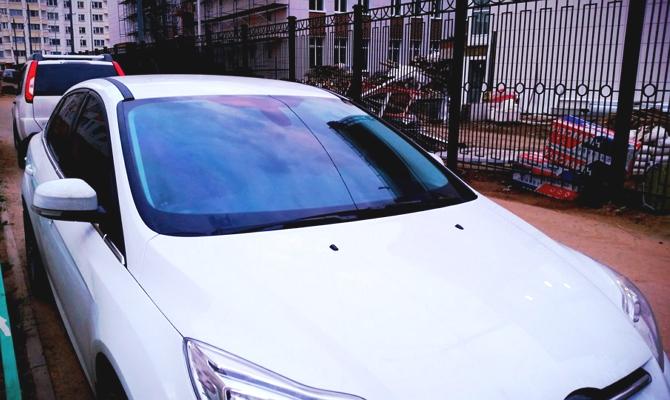 Herhangi bir araba için mükemmel bir ek - athermal cam